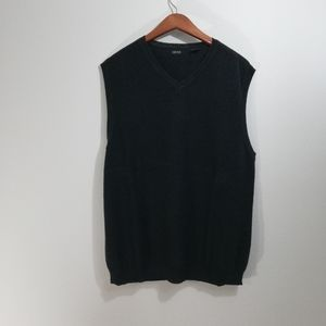 Izod men's sweater vest large size